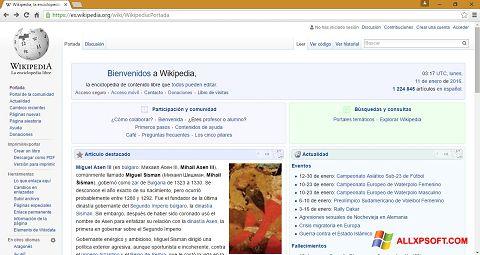 スクリーンショット Google Chrome Canary Windows XP版
